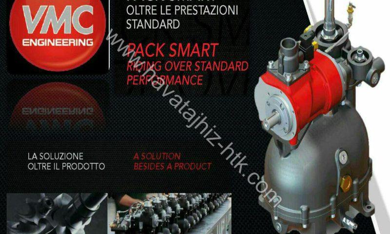تامین محصولات شرکت VMC ایتالیا