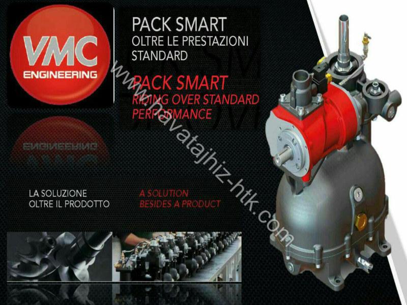 نمایندگی انحصاری شرکت VMC ایتالیا