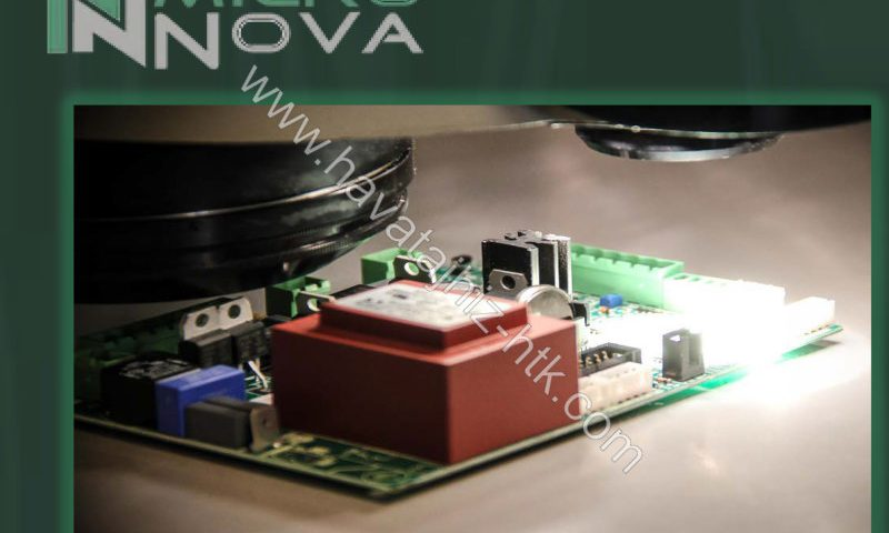 پنل کنترل کمپرسور هوا LOGIKA CONTROL و MICRO NOVA
