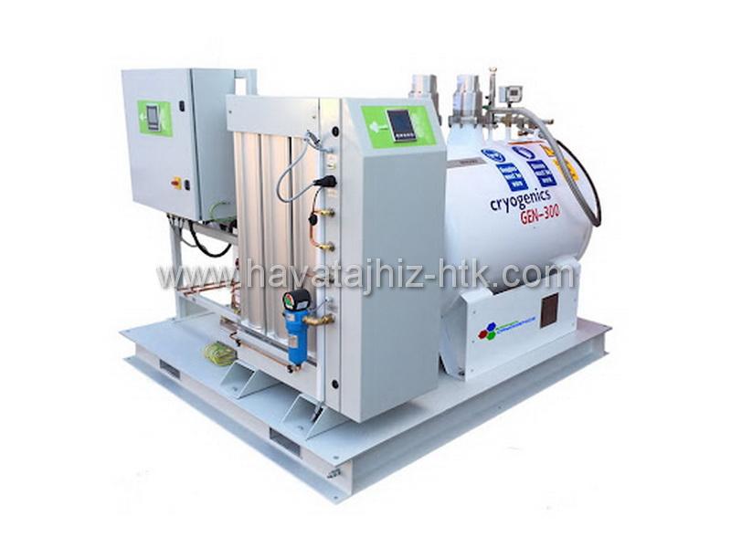 نیتروژن ساز صنعتی